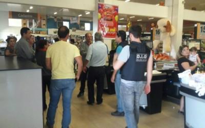 Supermercado de Três Lagoas é assaltado por homem armado