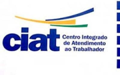 CIAT oferece 5 vagas de trabalho para esta quinta-feira