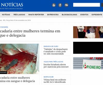 Minuto MS também fecha parceria com o site TL Notícias