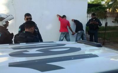 Menores roubam celular e são apreendidos pela Polícia Militar