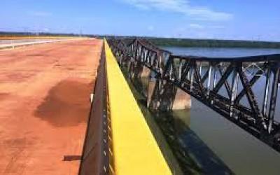 Ponte entre MS e SP será entregue no aniversário de Três Lagoas