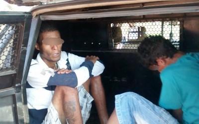 Dupla tenta furtar residências mas são surpreendidos pela ROTAI