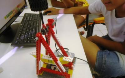 Parceria do SESI proporciona programa para curso de robótica para crianças entre 7 e 11 anos