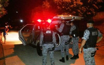 Após assalto no bairro Lapa, população faz apreensão de menor