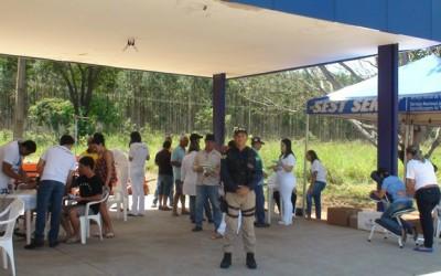 PRF e SEST/SENAT realizam Dia de Comando Saúde no Km 21 da BR 262