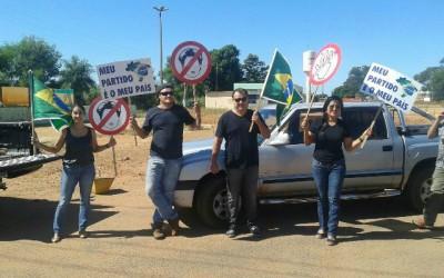 Manifestação popular pró-impeachment na BR-262 – Acompanhe os últimos acontecimentos