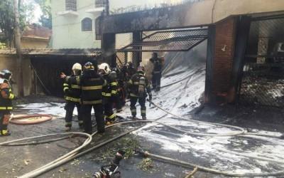 Bombeiro de Três Lagoas registra tragédia em São Paulo