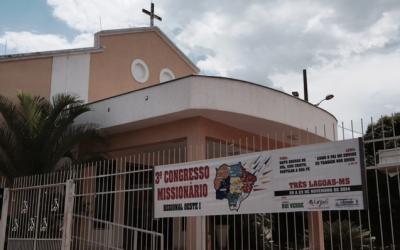 Três Lagoas sedia 3º Congresso Missionário