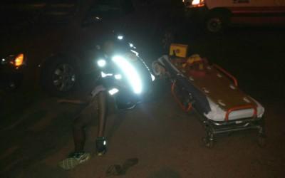 Acidente no Vila Alegre deixa uma pessoa ferida