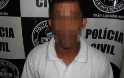 SIG cumpre mandado de prisão em Três Lagoas
