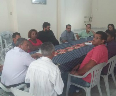Sindicatos se unem e realizam reunião inédita em Três Lagoas