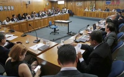 Colégio de Presidentes da OAB/MS ratifica apoio do Conselho ao impeachment