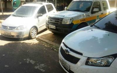 Polícia Militar Rodoviária de Três Lagoas apreende 300 quilos de maconha na MS-395