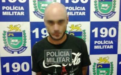 Foragido é preso com bike furtada na madrugada no bairro Guanabara em Três Lagoas