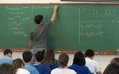 Encerra hoje prazo de inscrição em concurso de professor