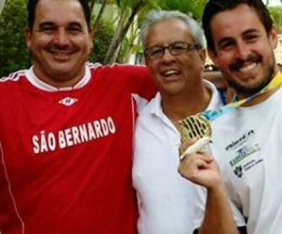Advogado de Três Lagoas compõe o time que venceu os Jogos Abertos de SP
