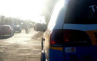 Após acidente de trânsito, motorista é preso por suspeita de embriaguez