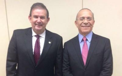 Em Brasília, Deputado Eduardo Rocha acompanha a votação do Impeachment no Senado