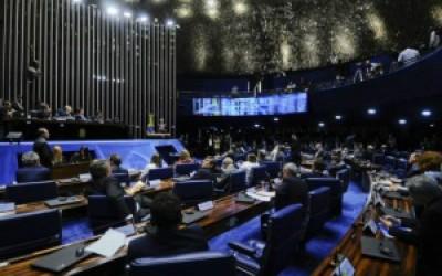 Com 55 votos, Senado aprova impeachment e Dilma é afastada