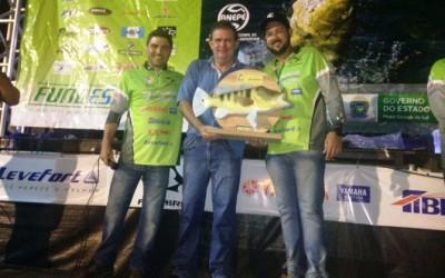 Eduardo Rocha parabeniza APTL pelo sucesso do Torneio de Pesca de Três Lagoas