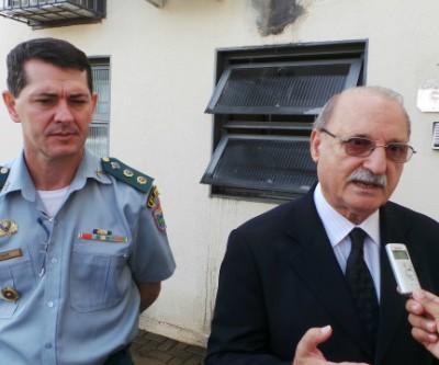 Em Três Lagoas, Jacini afirma que ação do 2º BPM reduziu a criminalidade