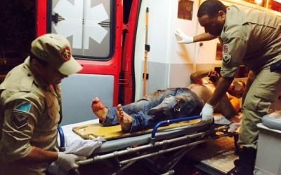 Pistoleiro encapuzado tenta matar homem no Jd Morumbi