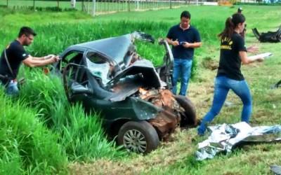 Internauta registra acidente grave em Campo Grande
