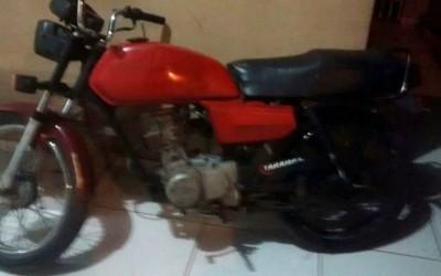 Menor conduzindo moto adulterada é apreendido pela ROTAI