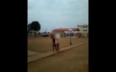 Vídeo de briga entre síndica e moradora de residencial irá ajudar à polícia nas investigações
