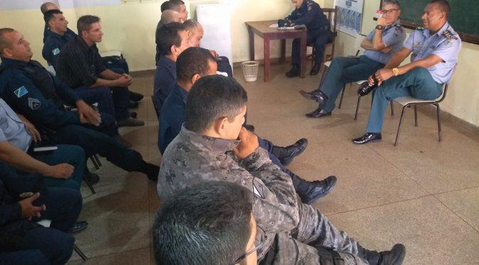 Polícia Militar planeja novas operações em Nova Andradina