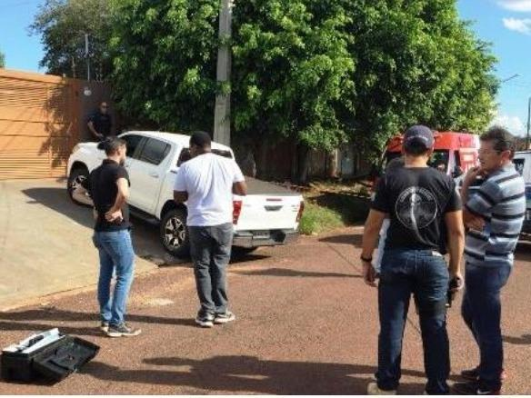 Homem executado dentro de caminhonete usava documento falso