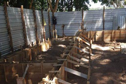 Prefeitura instala banheiros em container na Lagoa Maior