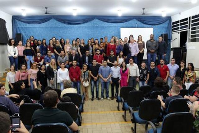 Prefeitura de Três Lagoas dá posse a 56 novos servidores aprovados em concurso público