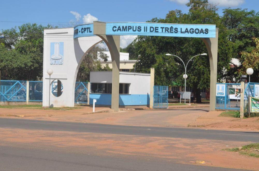 UFMS pode fechar as portas em Três Lagoas