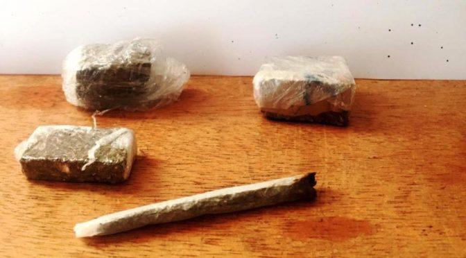 Polícia Militar prende autores por portar drogas em Três Lagoas