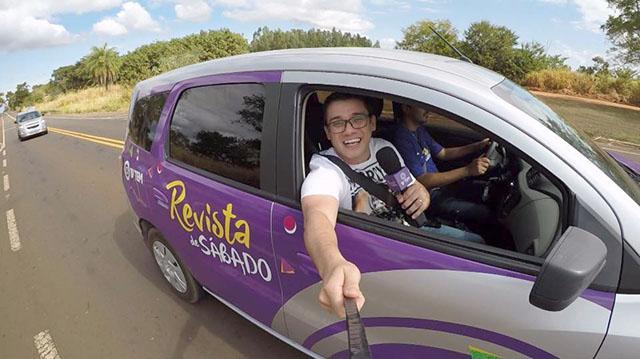 Castilho ganhará destaque na Globo por pontos turísticos as véspera do aniversário
