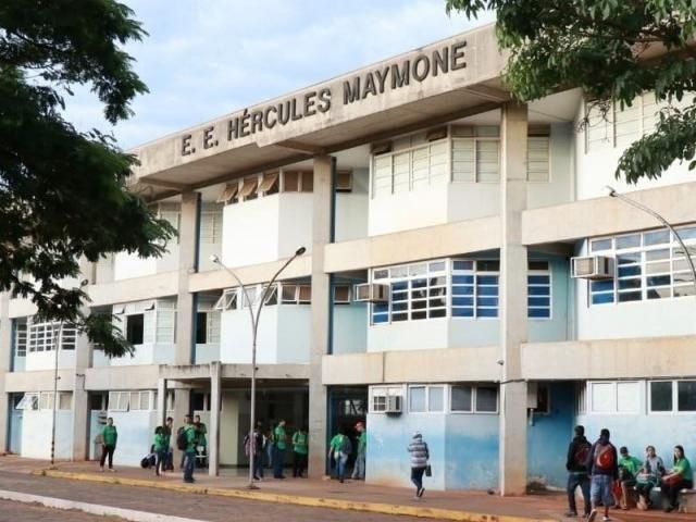 Comissão deve barrar novamente câmeras em escolas estaduais