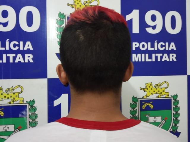Pica-pau é detido no bairro Eldorado com bijuterias furtadas