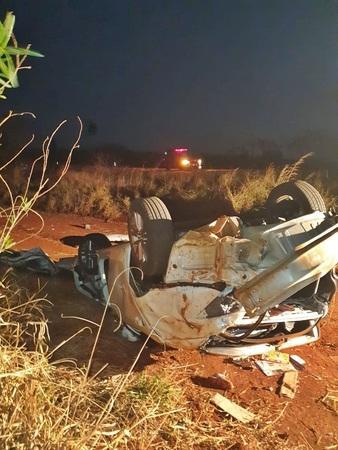 Choque com capivara deixa duas mulheres mortas em estrada de MS