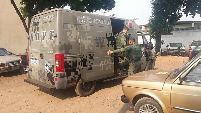 Gaeco e Bope buscam traficantes que atuam no refino e distribuição de cocaína em SP e MS