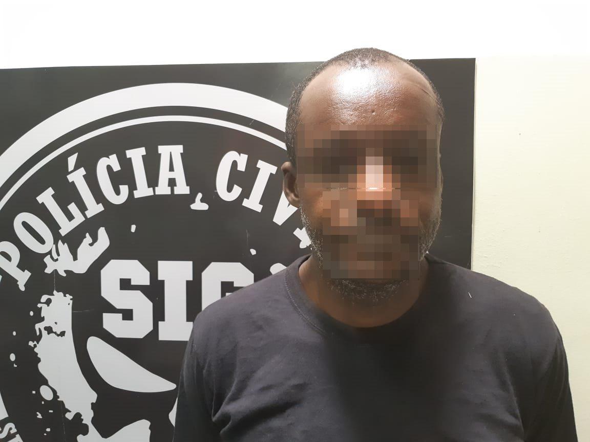 SIG recaptura evadido do regime semiaberto no bairro Carioca