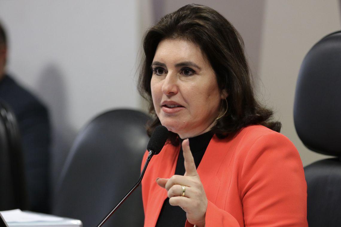 Simone Tebet diz que indicação de novo PGR não prejudica o calendário das reformas