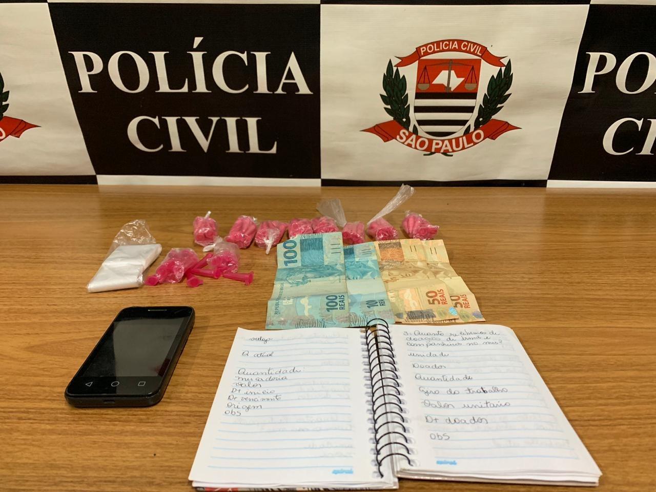 Suspeita de assassinato de Érica que estava foragida é presa no estado de São Paulo