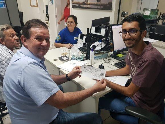Eduardo Rocha lembra população de Três Lagoas para o fim do prazo de cadastramento biométrico