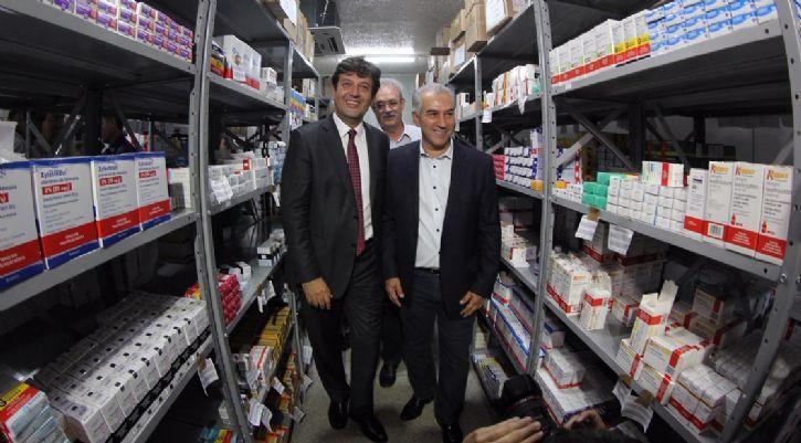 Em MS, ministro da Saúde reforça empenho por HR de Três Lagoas
