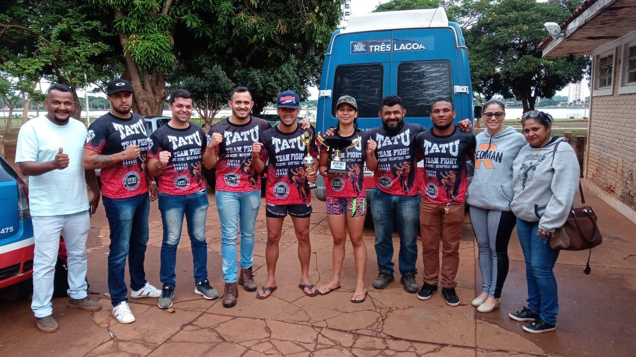 MMA: Três-lagoenses vencem 23ª Pantanal Fight Champions