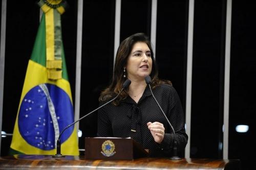 Simone Tebet colocará em votação prisão em 2° instância na próxima sessão da CCJ no Senado
