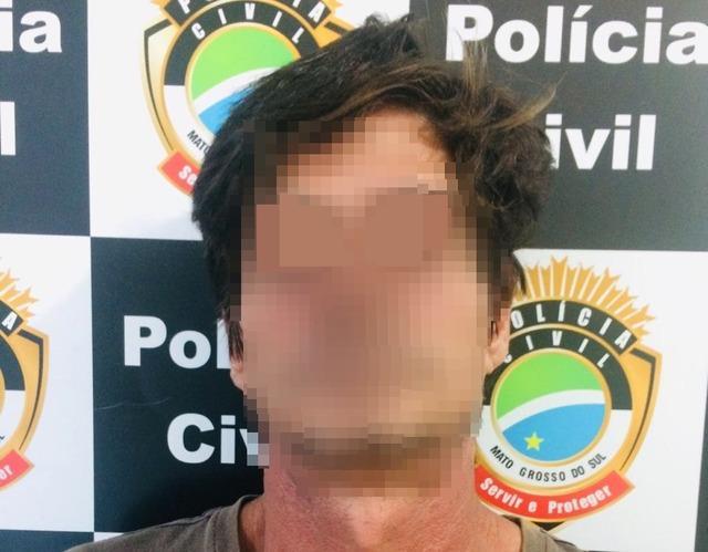 Suspeito de série de furtos a estabelecimentos comerciais de Três Lagoas é preso pela Polícia Civil