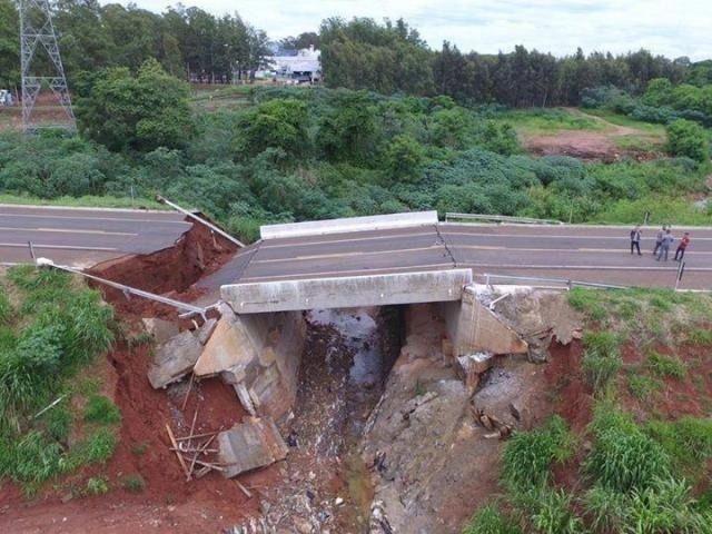Chuva não dá trégua e Governo decreta situação de emergência em Nova Andradina
