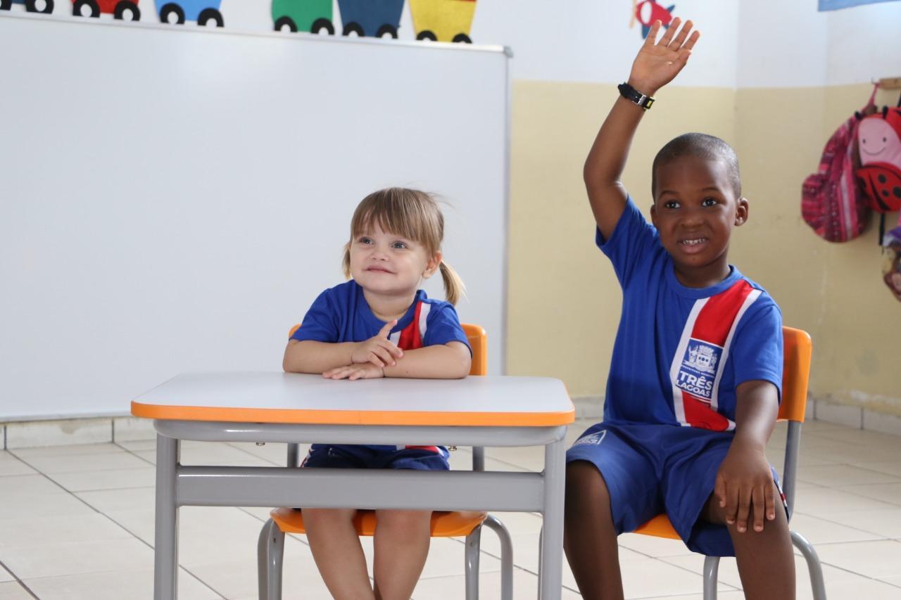 Pré Matrícula – Encerra na quarta-feira a segunda etapa para alunos da pré-escola e de do 1º ao 5º ano